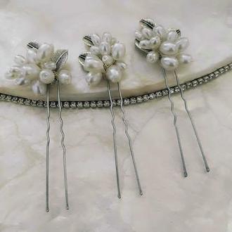 Свадебные шпильки