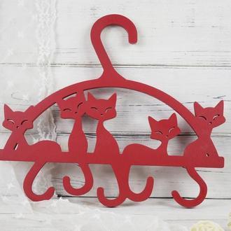 Вішачок з котиками
