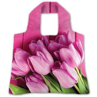 """Эко-сумка """"Розовые тюльпаны"""""""