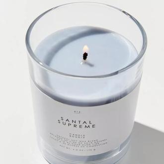 Ароматическая Свеча из натурального Соевого воска с ароматом - Сандала 190 мл