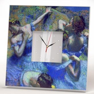 """Дизайнерські годинники Едгар Дега """"Блакитні танцівниці"""""""