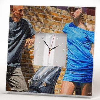"""Модні годинники з малюнком """"Реалізм"""""""