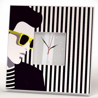 """Модні годинники з фотодруком """"Хіпстер"""""""
