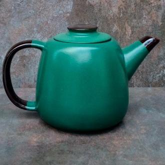 Чайник Велет 1 л. зелений