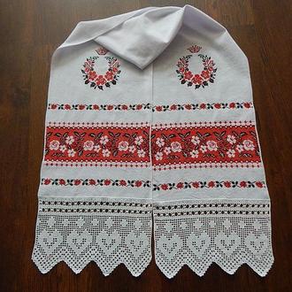 Свадебный рушник