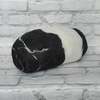 Подушка шерстяная «Теплый камень» «День и Ночь»
