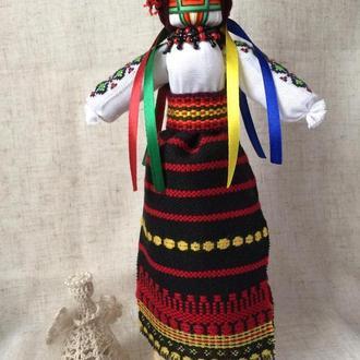 Кукла-мотанка, оберег для семьи, невесты, матери, ребенка БОГДАНА