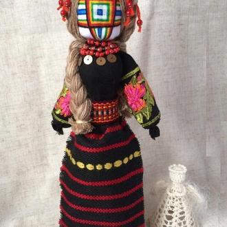 Авторская кукла-мотанка, единственный экземпляр - КАТЕРИНА
