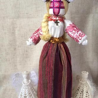 Кукла-мотанка, единственный экземпляр - МАВКА