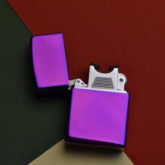 Зажигалка с индивидуальной гравировкой, USB зажигалка, подарок 14 февраля, 23 февраля, 8 марта