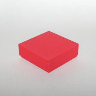 Коробка подарочная 80х80х30мм