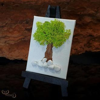 """Миниатюра """"Living Tree"""""""