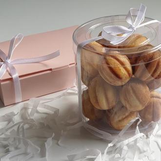 Орешки со сгущенкой, подарок