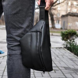 """Мужская поясная сумка """"Carbó"""""""