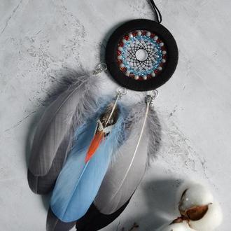 Ловец снов серо-голубой