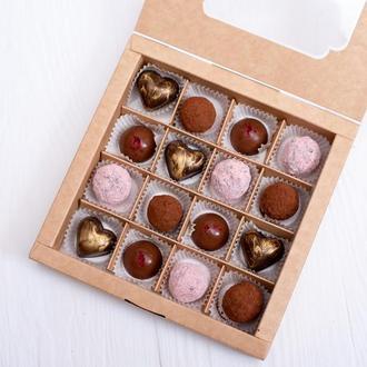 Шоколадные конфеты, 16 шт.