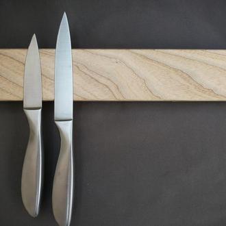 Магнитная доска держатель для ножей