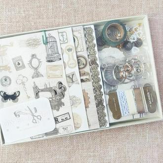 "Набор для скрапбукинга ""DIY Book Kit"""