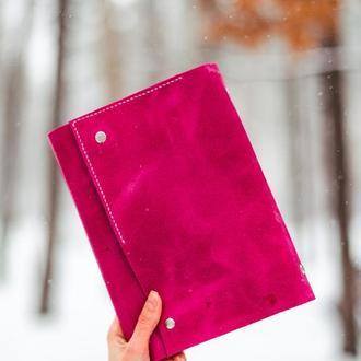 Подарок любимой, кожаный блокнот