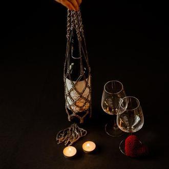 Мини-авоська для бутылки