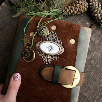 """Книга Таинств """" Зеленый Лес"""""""