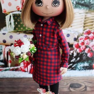 Кукла по фото. Портретная кукла.