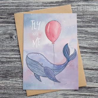 0002 Fly with me (кит)