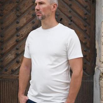 Футболка мужская белая Batiar ХL