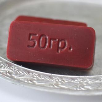Віск бджолиний червоний 50 г