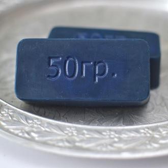 Віск бджолиний синій 50 г