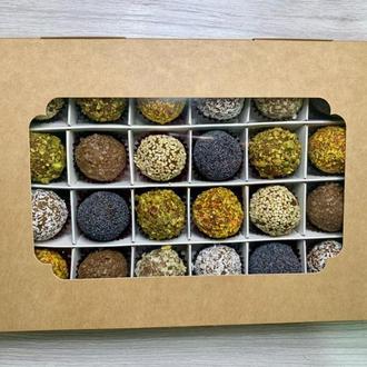 Набiр цукерок Dattero  з горіхів і сухофруктів, 480 гр