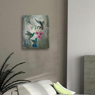 Картина «Колибри»