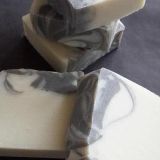 Натуральное мыло с нуля. Везувий ( шелковое )  мужское