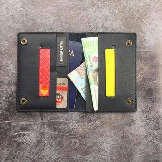 Документница-визитница Just Leather mini long