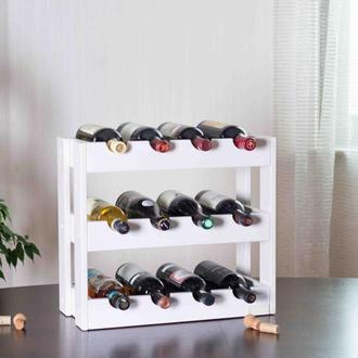 Стеллаж Marsan Grand для хранения вина. Подставка для бутылок.