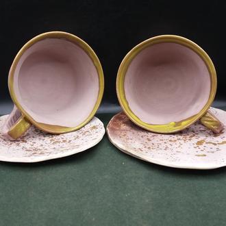 Набор чайных чашек.