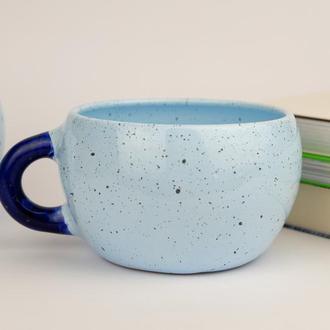 Чашка керамическая  400мл