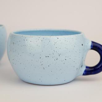 Керамическая чашка 400мл