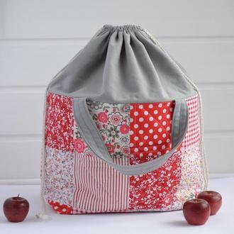 Проектная сумка, сумка для вязания
