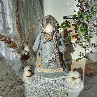 Лялька мотанка «Зимова панна»