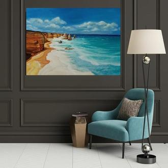 """Картина інтерьерна """"Океан """""""