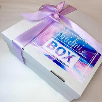 Набор для рисования DIY art box Fluid абстракция холст подарок набор для творчества детей и взрослых