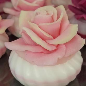 Парфюмированное подарочное мыло