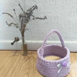Корзина Пасхальная handmade