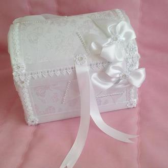 Коробочка для грошей на весілля