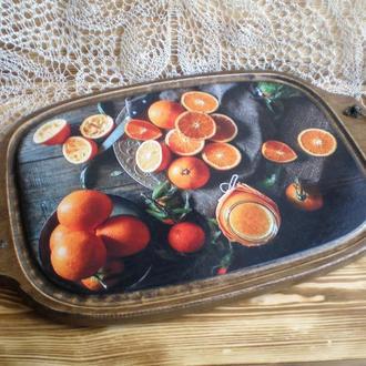 Поднос Апельсины