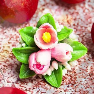 """Мило """"Букет тюльпанів"""""""