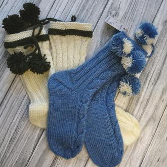 Подарочный набор - 2 пары женских носочков для подарка