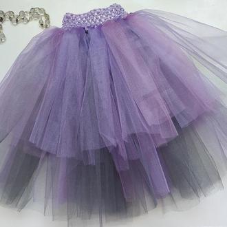 Детская фатиновая юбка, юбка для девочки