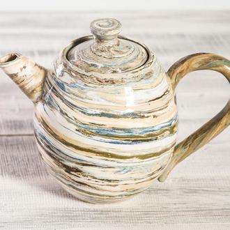 Чайник агатовий